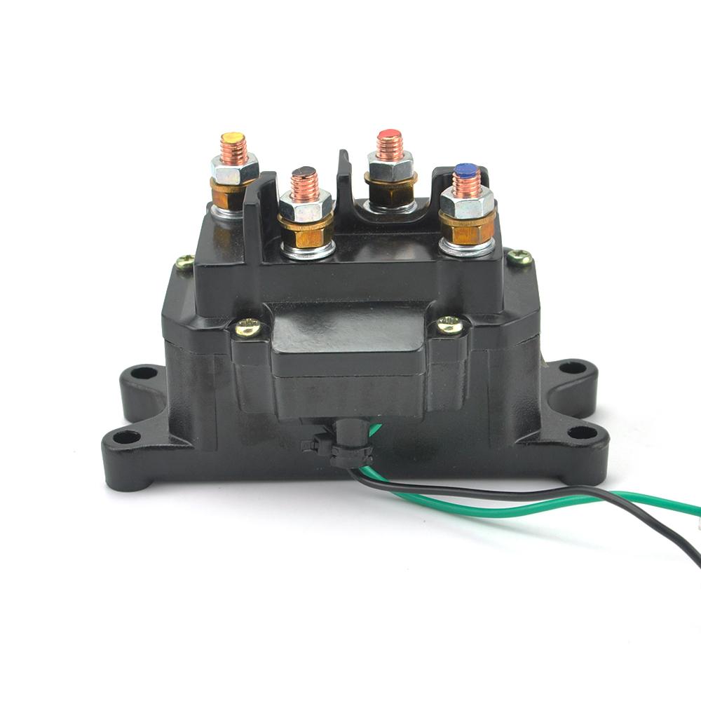 ATV UTV Parts Winch Solenoid Contactor Switch Fit For ATV