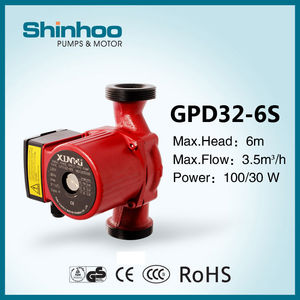 GPD32-6S Unacl home hot water system pump