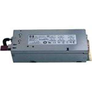 HP 403781-001 1000 watt AC hot-plug power supply - Installs in the computer chassis as primary or redundant supply (800 watts at 100VAC to 1000 watts at 200VAC maximum power) - Requires 100-240VAC at 50/60Hz