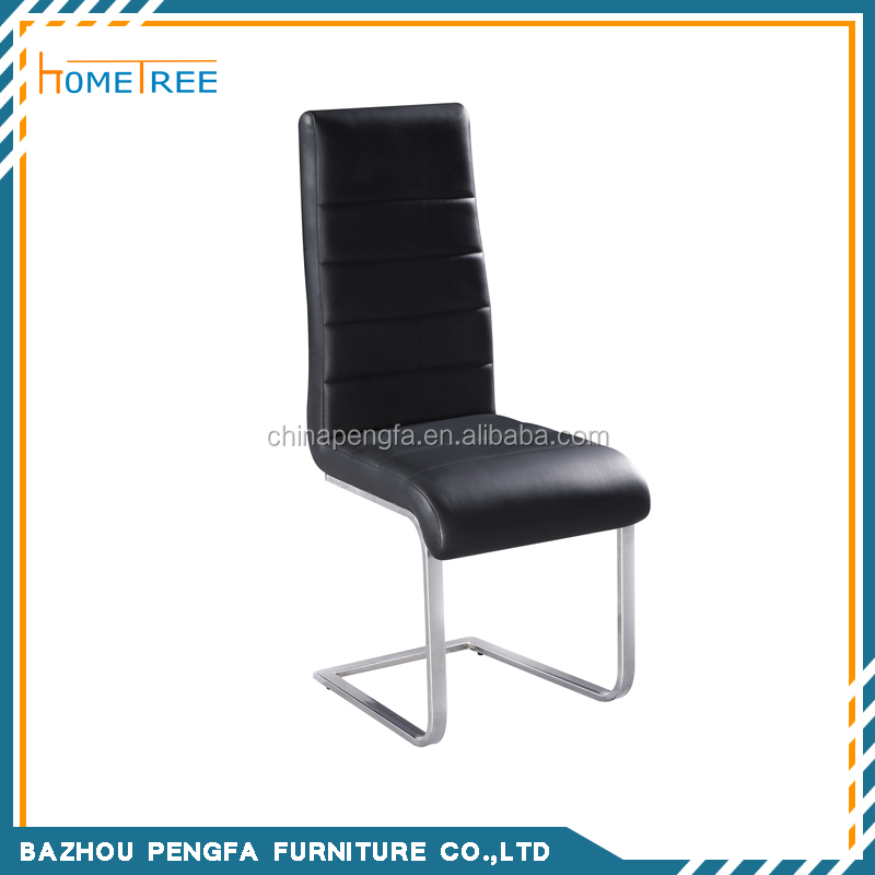 elegant leather dining room set/dining chair