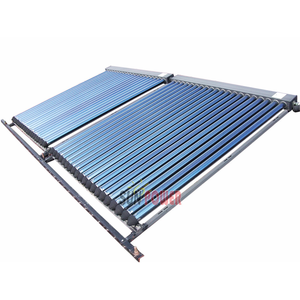 heat pipe split solar system