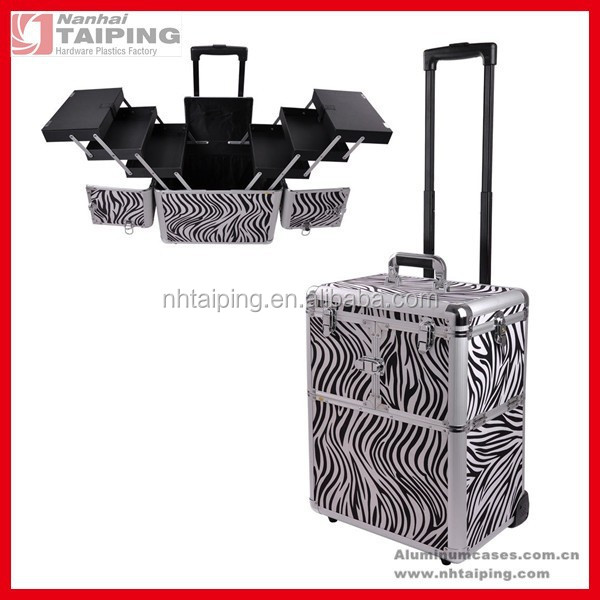 Professional make up case cosmetic box accessories tools