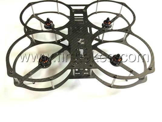 fpv drone racing carbon fiber frame quadcopter diy drone