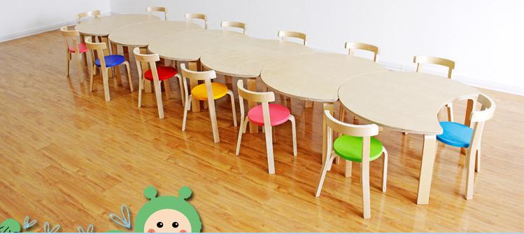 Nuevo Dise O Moderno Mobiliario Escolar Kindergarten