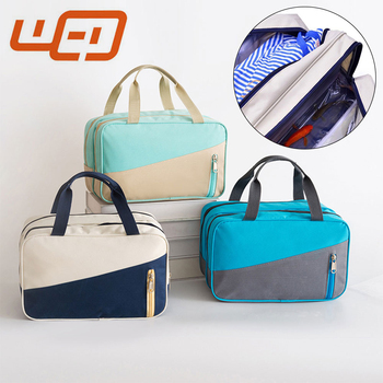Philippines kids car children Waterproof Nylon Toiletry Cosmetic  Professional Storage Make up Travel Bag 56c6084841f01