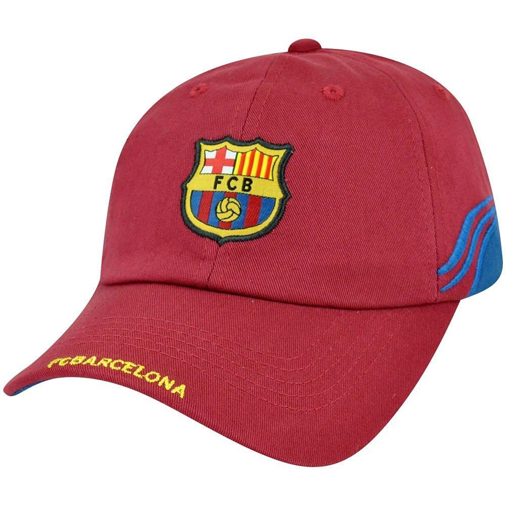92fb3fcec85 Get Quotations · FC Barcelona Garment Wash Spain Espana Soccer Futbol Barca  Gorra Hat Cap La Liga