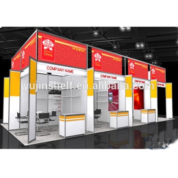 Exhibition Booth Height : Luxury aluminum extrusion profiles exhibit booth display good