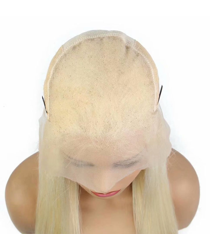 Alibaba.com / 613 Virgin Hair Wig Blonde Malaysian Human Hair Full Lace Wig High Quality 1b/613 Lace Front Wig Human Hair Brazilian