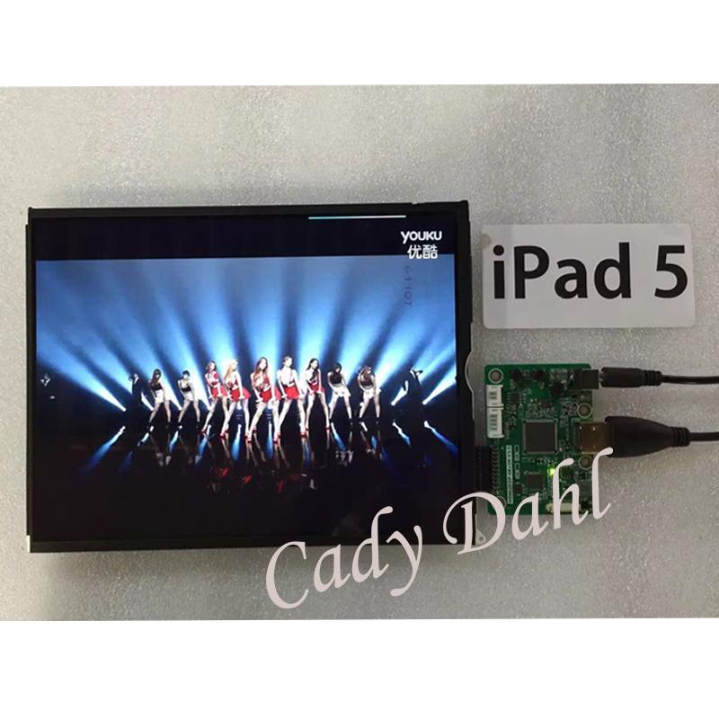 10 pcs hdmi lvds controller board for ipad 5 air 9 7 - 1536x2048 ipad ...