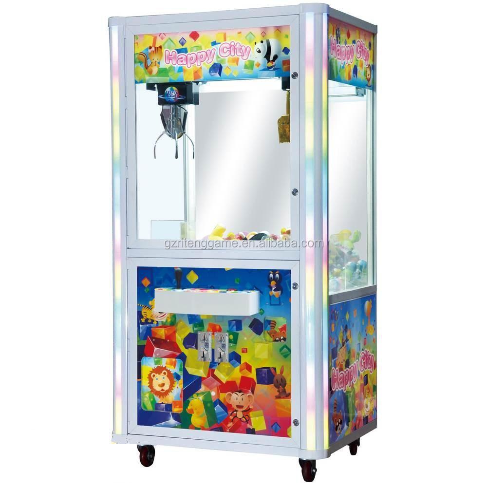 Toy Claw Machine Game : Cheap toy story crane game machine claw buy