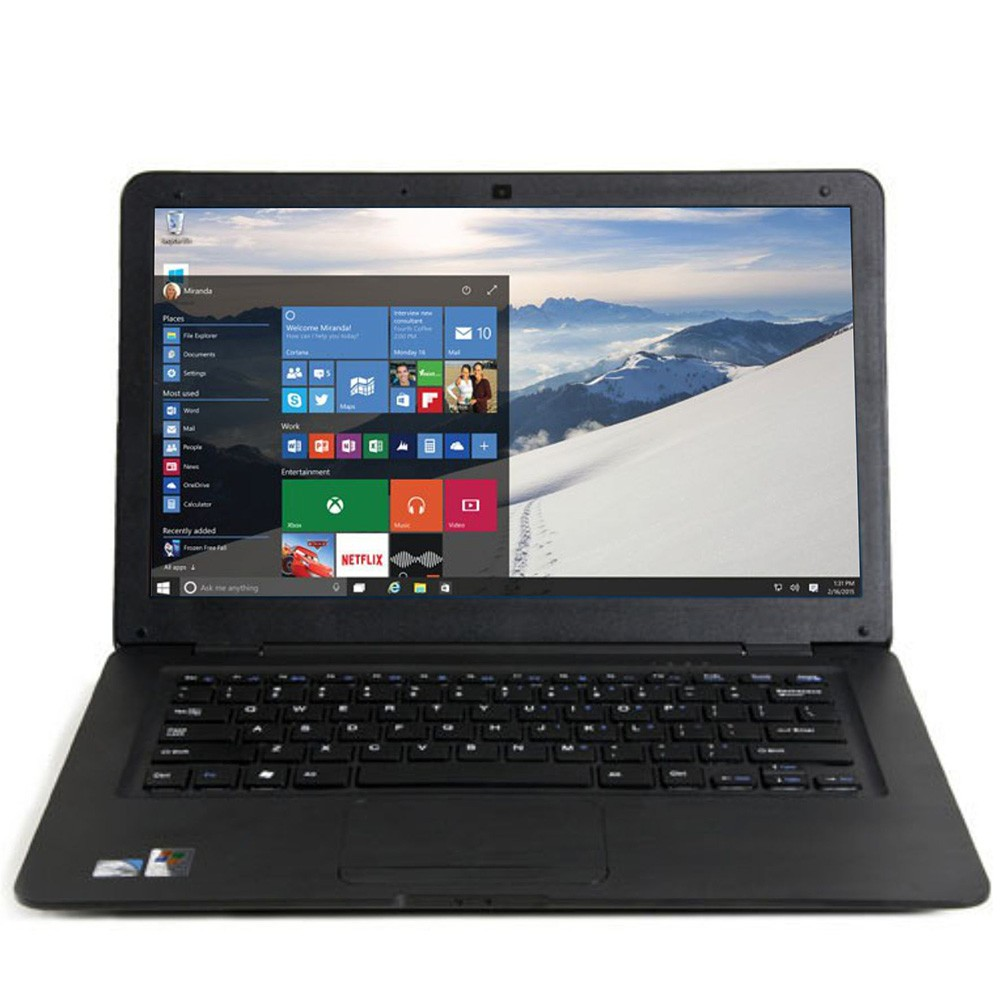 Usecool 14 inch Intel Celeron Quad Core 2.0GHz cpu 4G RAM 500G HDD <strong>laptops</strong>