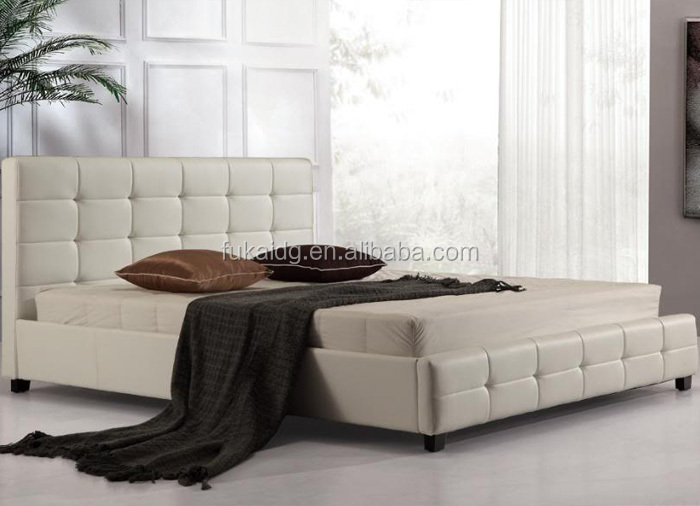Full Size New Style Pu Bed Modern Soft On Line With Storage Leather Beds Product Alibaba