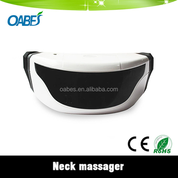New device pillow portable comfort neck massager,neck and shoulder massager made in china
