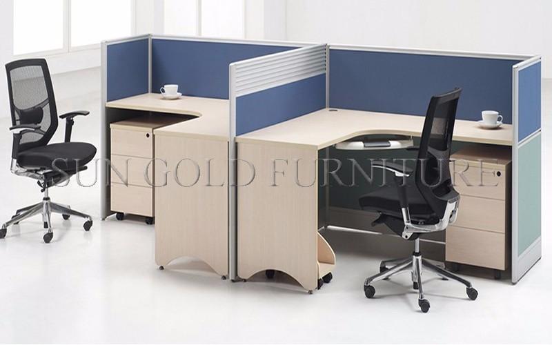 hotsale commercial office used wooden dual workstation desk sz rh alibaba com dual workstation desks that face each other dual workstation desks that face each other