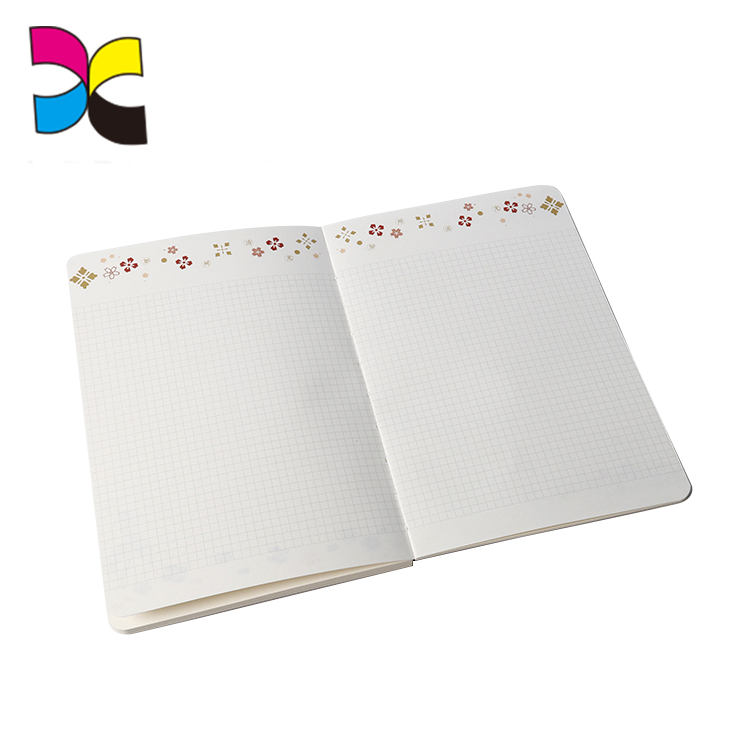 Hot sales cheap customized paper writing book