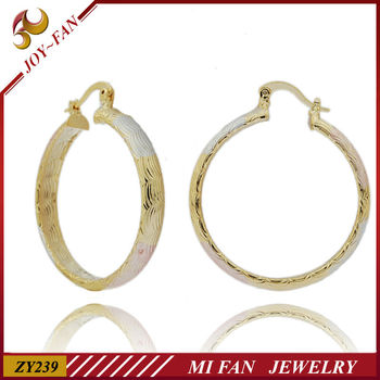 18k Gold Hoop Earrings Jewelry Usa Gold Jewelry Earring Cheap