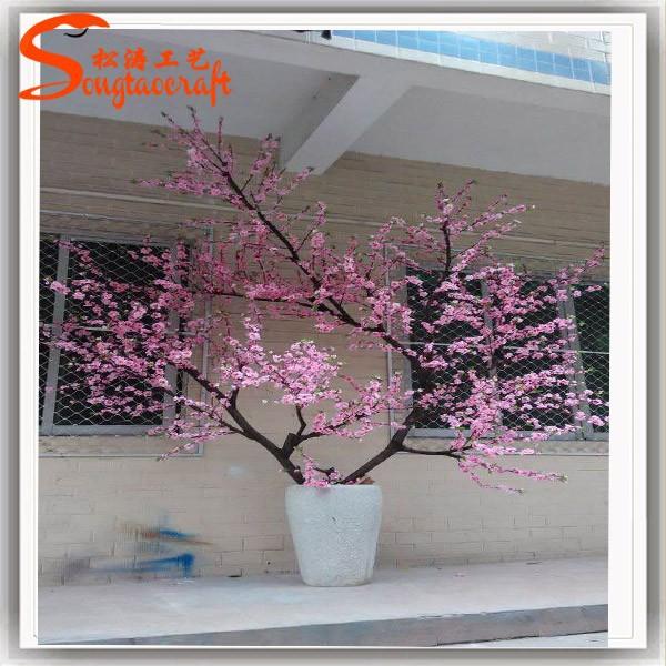 Contoh Pohon Sakura Buatan