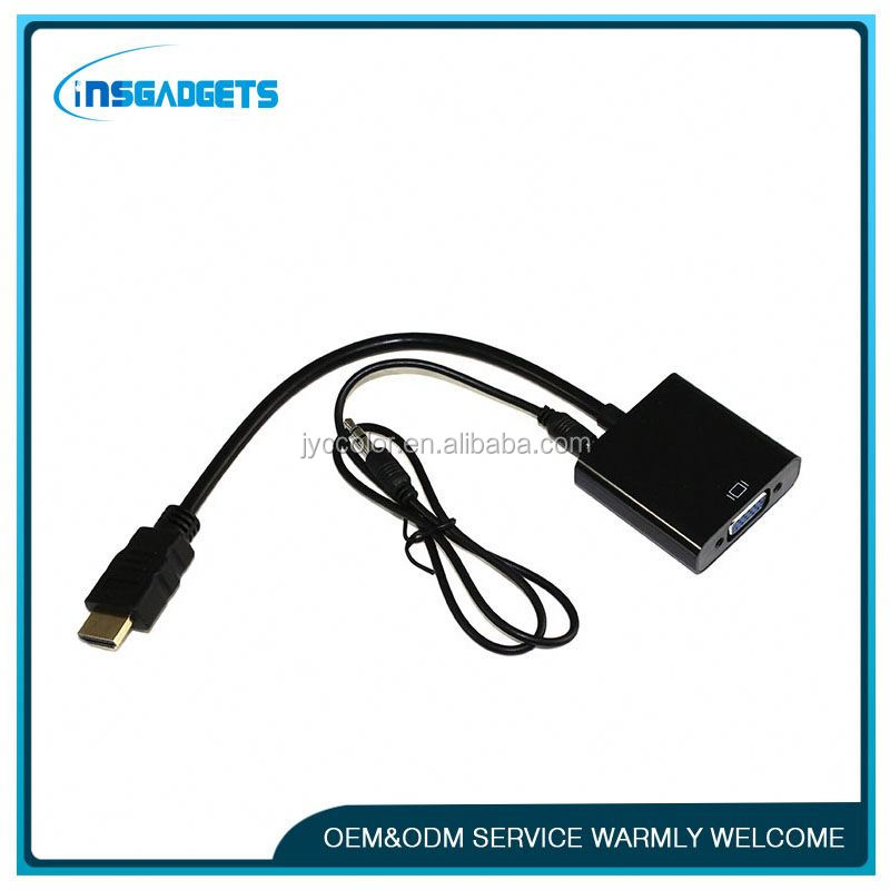 Usb 3.1 type-c converter ,H0T220 dvi to vga converter adaptor , mini dp to vga