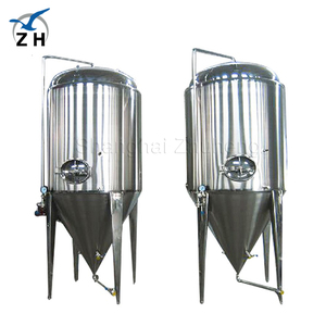 fermentation tank Stainless steel SUS304/316L beer fermentation tanks for sale