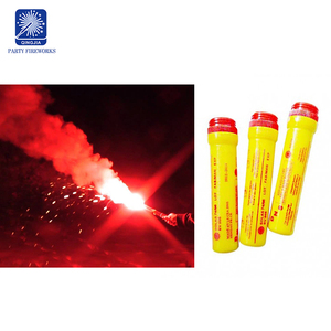 High Quality 60sec marine red flare signal hand flare