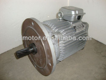 Three phase dual shaft electric motor buy dual shaft for Electric motor shaft types