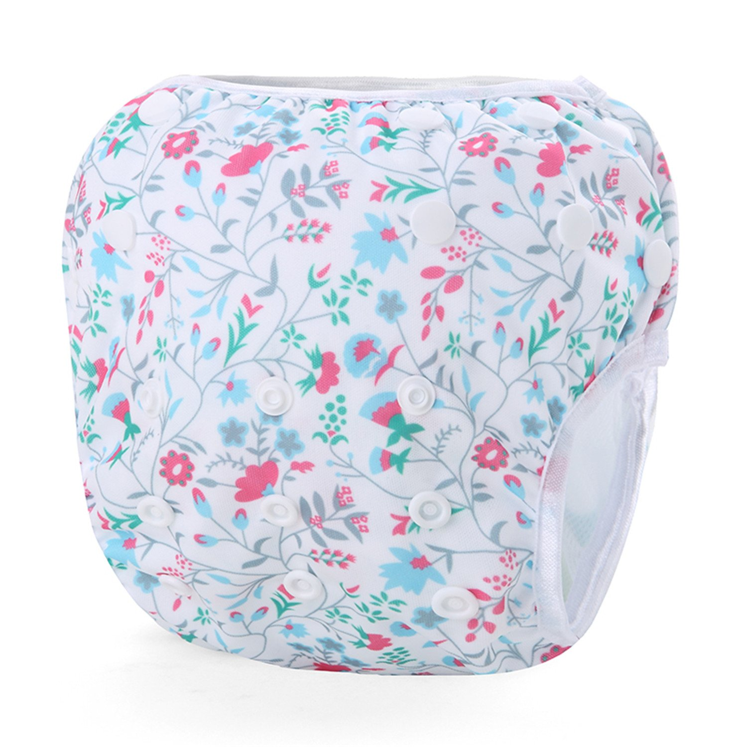 Storeofbaby Swim Diapers for Baby Reusable Adustable Stylish Baby Shower Gifts
