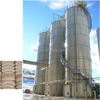 Wheat storage flour silo for sale