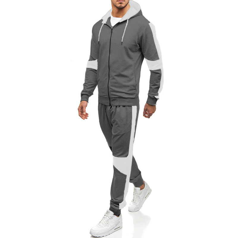 Autumn Suits Sets For Men Custom Sport Tracksuits Two Pieces Wholesale Price фото