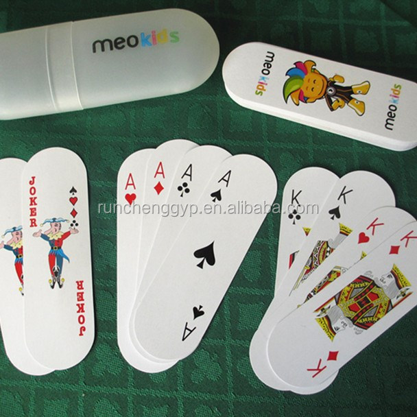 Custom Paper Playing cards For Kids