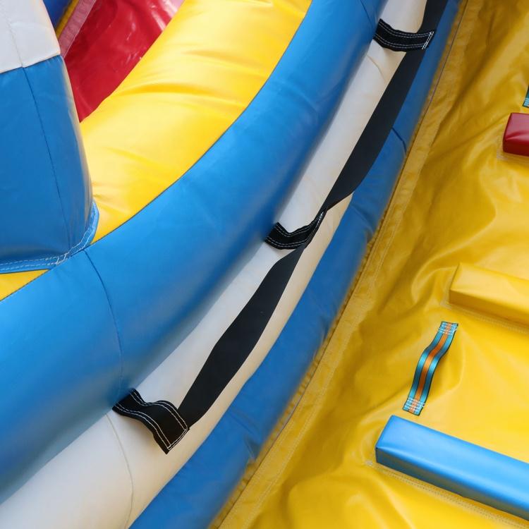 Dry Combo Slides