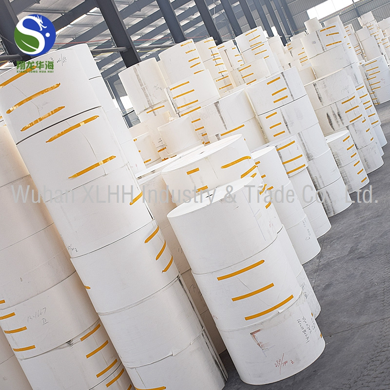 hot sell PE coated paper in roll, Pe coated paper roll for making paper cups