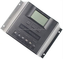 PWM LCD display12V/24 V, 50A với MÀN HÌNH LCD display solar charge controller