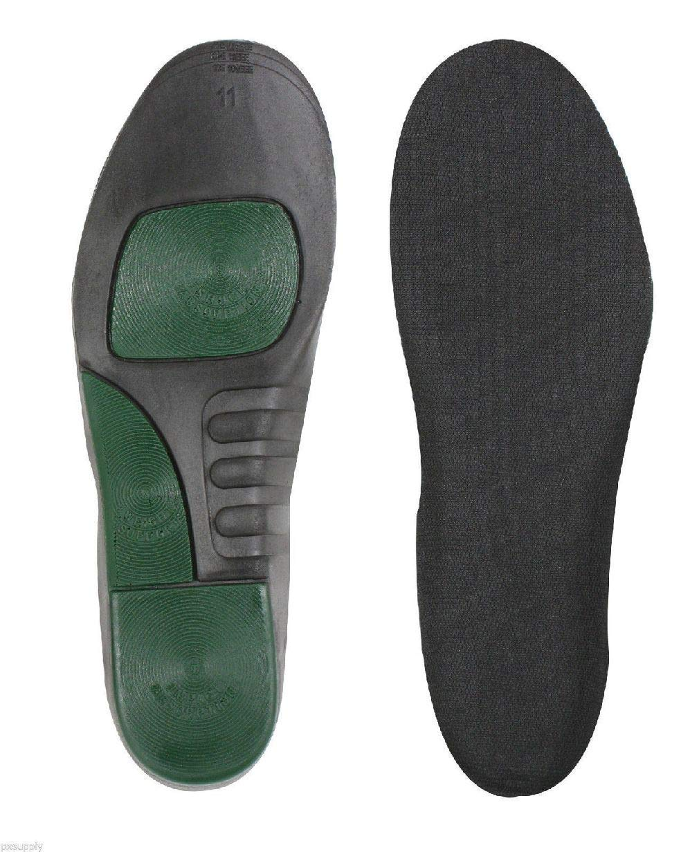 f812d592ab Get Quotations · Tactical Insoles w/Arch Support Comfort Boots Shoes Inserts  Uniform