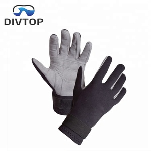 Manufacturer Supply Promotional Warm Neoprene Diving Gloves