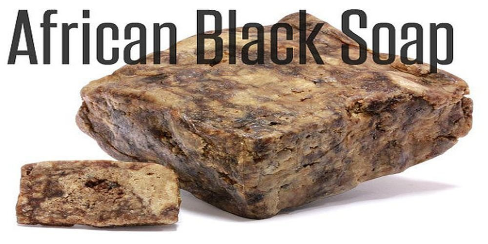 #1 Best Quality African Black Soap - 1lb (16oz) Raw Organic Soap for Acne, Dry Skin, Rashes, Scar Removal, Face & Body Wash, Authentic Beauty Bar From Ghana West Africa Incredible By Uplift1