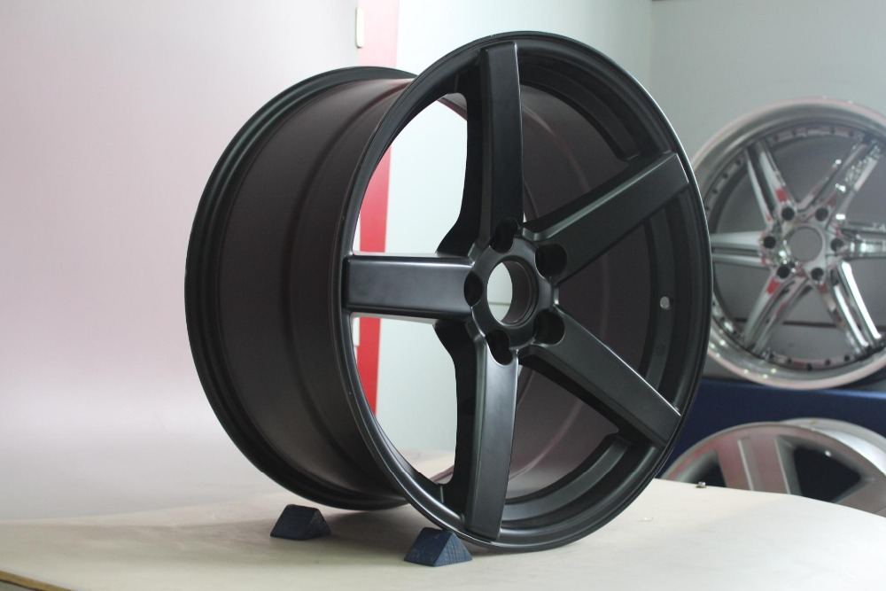Concave Forged Rims 16 to 20 Inch in Alloy Material