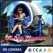 Home Cinema System 1080p HD 9D Vr Interactive Cinema Simulator Amusement Virtual Reality
