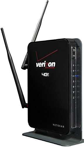 Netgear 4G LTE Mobile Broadband N300 WiFi Router - MBR1515A (Verizon Wireless)