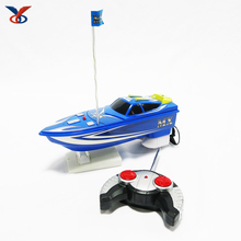 27MHz rc toy jet speed boat kits