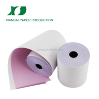 2014 Best Quality Most Popular 2-Ply 76mm x 70mm NCR Cash Register Receipt Paper Roll 2-Ply 76mm POS Paper Roll