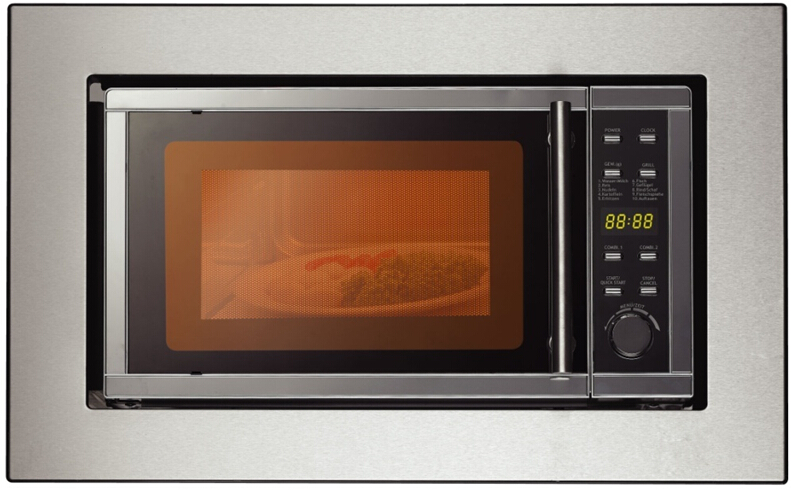 Mini Electrical Convection Built In Toaster Microwave Oven