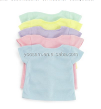 Baby t shirts 100 combed cotton t shirts solid color t shirts