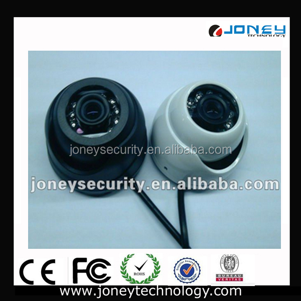 3.6mm fixed lens Low Lux Waterproof 420/480/650/700TVL Mini Wired CCTV Camera