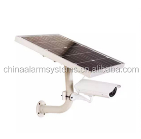 ERAY Outdoor wireless gsm video camera surveillance with solar charging