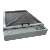 MD6075 Screen Printing Exposure Area 60*75CM UV Vacuum Exposure Unit with Digital Timer -Table Top for screen printing