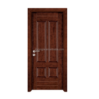 Zhejiang Yujie manufacture hot sale teak wood carving doors