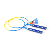 2018 wellcold  high quality mini  badminton rackets  for kids