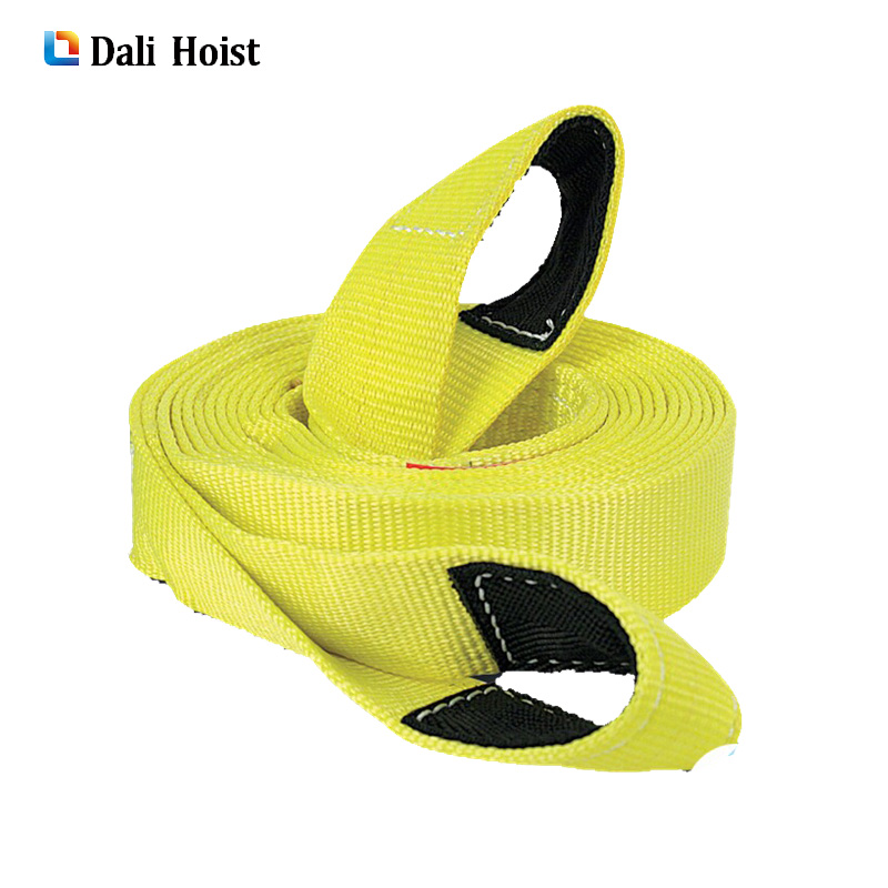 dali Tuv/gs Approved Webbing Sling,Polyester Strap,Cotton Cargo Web