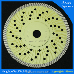 4'' 115MM Wave Core Diamond Flexible Cutting Blade