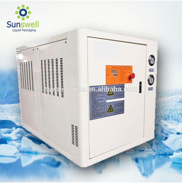 Industriële Water Chiller, Waterkoeling Machine, Water Chiller Systeem